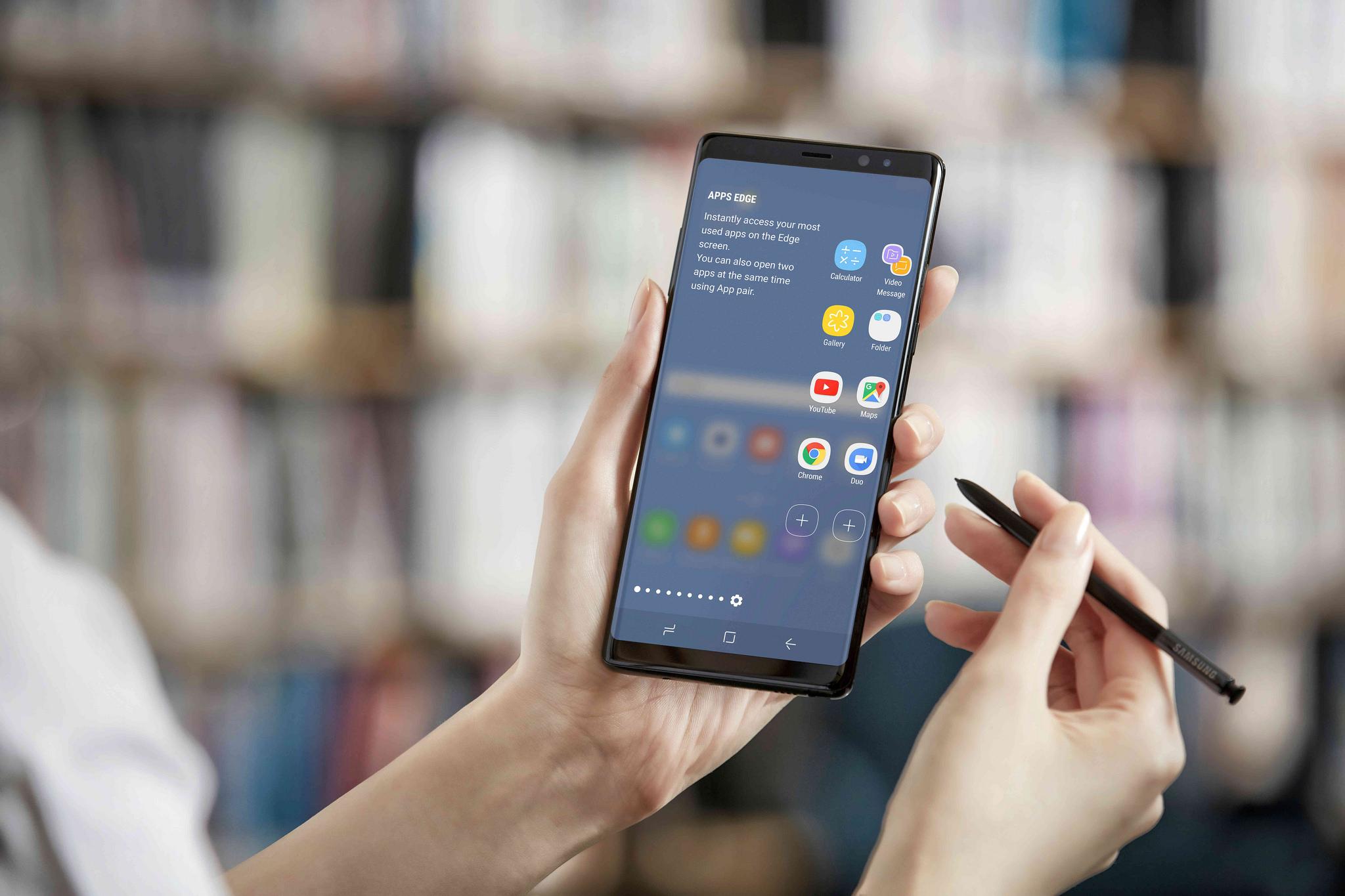 Возникла модификация Самсунг Galaxy Note 8 на2 SIM-карты