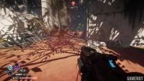 Геймплей Rage 2 - Новое оружие, джунгли и транспорт