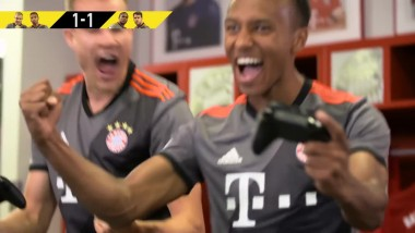 FIFA 17 - FC Bayern Player Tournament - ft Costa, Badstuber, Bernat, Green
