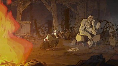 "Valiant Hearts: The Great War ""Русский трейлер E3 2014 (PS4/Xbox One)"""