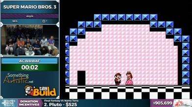 Геймеры прошли Super Mario Bros. 3 за две секунды
