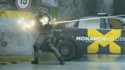 Quantum Break Die Hard 06 Убийства в Slow Motion