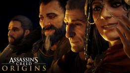 СИР: Assassin's Creed: Origins - Историческая проверка