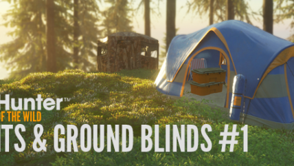 DLC Tents & Ground Blinds