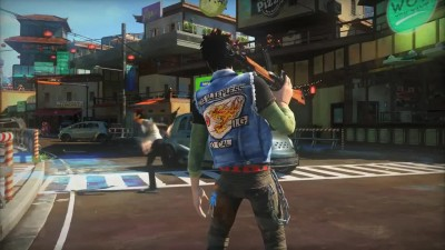 "Sunset Overdrive ""Геймплей"""