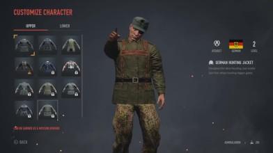 RAID: World War II- Вся косметика для отряда WOLFGANG RAID WW2 [4K]