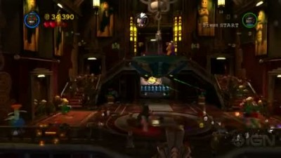 "LEGO Batman 2 ""Two Face Co op Gameplay"""