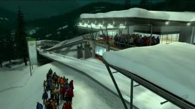 """Vancouver 2010 """"GC 09: Bobsleigh Trailer"""""""