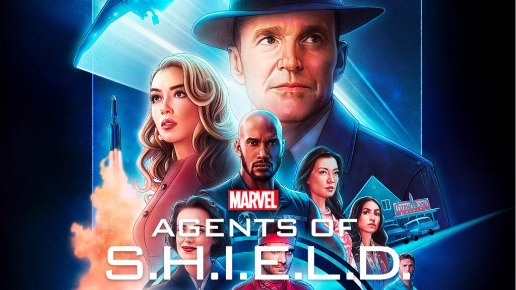 Новый тизер и постер финала 'Агентов Щ.И.Т.'