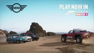 Трейлер с новыми автомобилями MINI для Forza Motorsport 7