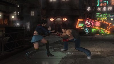 "Dead or Alive 5: Last Round "" Pai vs Jann Lee Геймплей """
