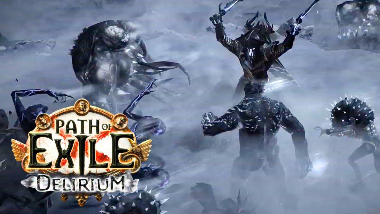 Анонсировано крупное дополнение Delirium для Path of Exile