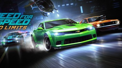 Новое обновление Need for Speed No Limits