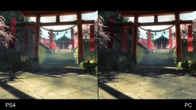 "Shadow Warrior ""Сравнение версий PS4 vs. PC от Digital Foundry"""