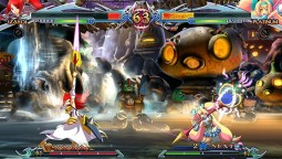 Файтинг BlazBlue: Chronophantasma выйдет на ПК