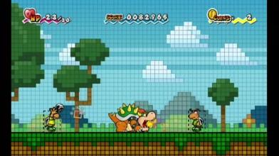 Трейлер #1 Super Paper Mario
