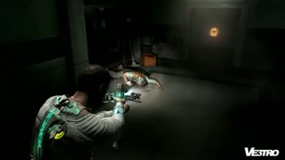 "Dead Space 2 ""Puker Attack Gameplay"""