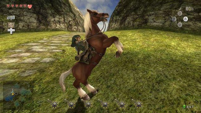 The Legend of Zelda TP HD 03