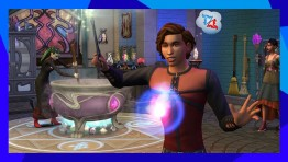 """Игровой набор """"The Sims 4: Мир магии"""" выйдет 10 сентября"""