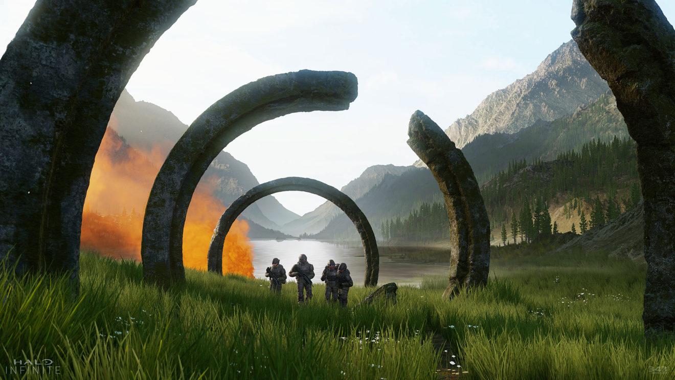 Возможно мы увидим некоторый геймплей Halo Infinite в июле