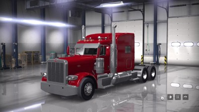 [ATS/ETS 2] Обзор DLC - Christmas Paint Jobs Pack