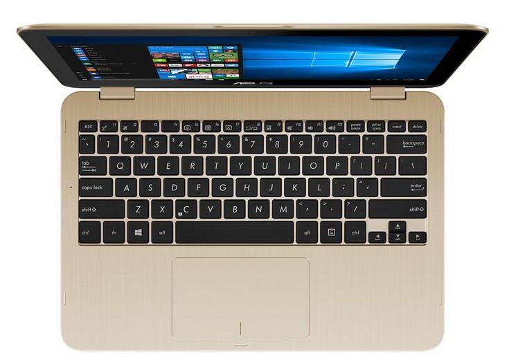 Asus представила ноутбук Vivo Book Flip 12