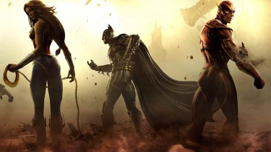 Файтинг Injustice: Gods Among Us теперь доступен на Xbox One