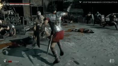 Ryse Son of Rome Игро-клип