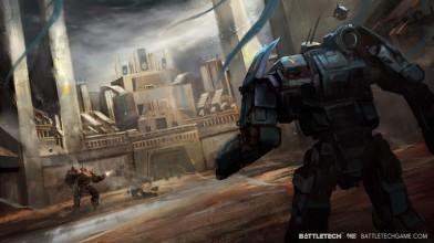 Kickstarter-кампания BattleTech увенчалась успехом