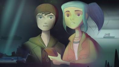 """Мобильный порт """"сверхъестественного подросткового триллера"""" OXENFREE"""