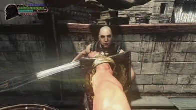 Codename: Kingdoms - ранний прототип Ryse: Son of Rome от первого лица (Xbox 360)
