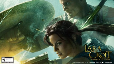 Lara Croft: Guardian Of Light HD поддерживает новые iPhone