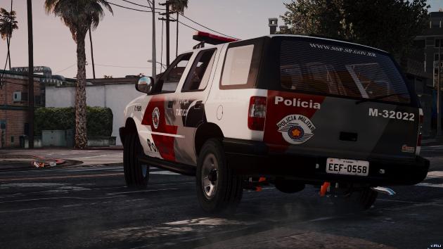 Grand Theft Auto 5 Chevrolet Blazer 2011 10