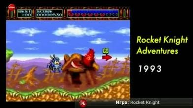 Видеообзор - Rocket Knight