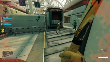 "Dirty Bomb ""Bushwhacker Trolltage 2 - Тактика турелью ."""