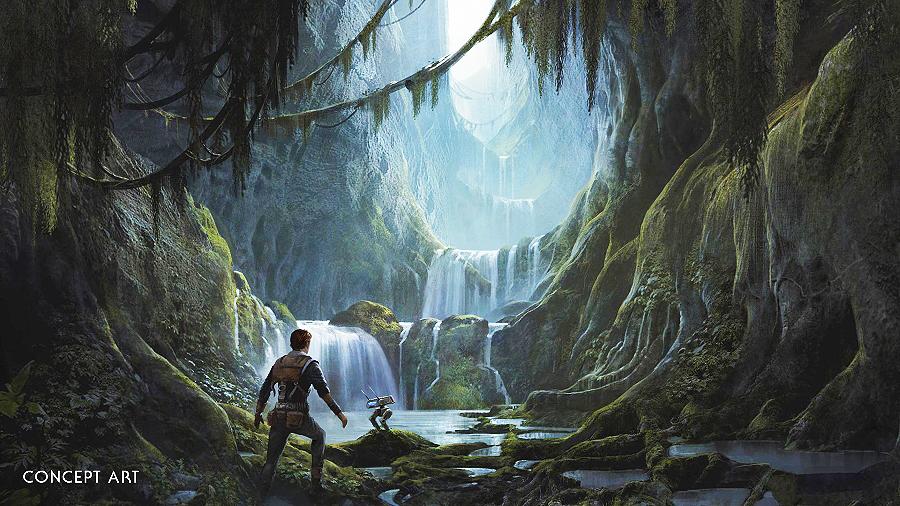 Штурмовики-Чистильщики из Star Wars Jedi: Fallen Order не являются клонами