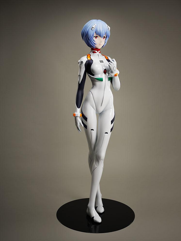 Анонсирована фигурка Рей Аянами из аниме Rebuild of Evangelion