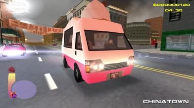 GTA 3 - геймплей мода GTA3D