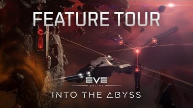 Видео EVE Online к выходу расширения Into the Abyss