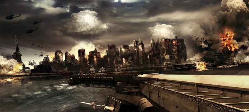 Изображение к Ubisoft опубликовали открытый исходный код мультиплееера World in Conflict