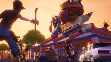 Fortnite: закрытая бета первой игры на Unreal 4 стартует в начале 2013 года