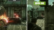 "Gears of War - Ultimate Edition ""Сравнение графики PC vs. Xbox One"""