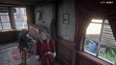 Red Dead Online - Все рождественские песни