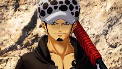 Bandai Namco анонсировала два новых DLC для One Piece: World Seeker