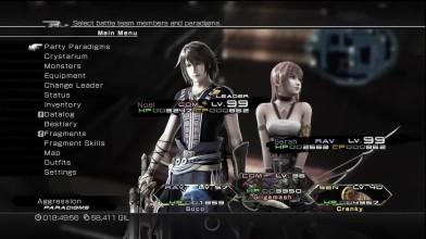 """Final Fantasy XIII-2 """"Быстрый способ фарма денег и кристоген поинтов"""""""