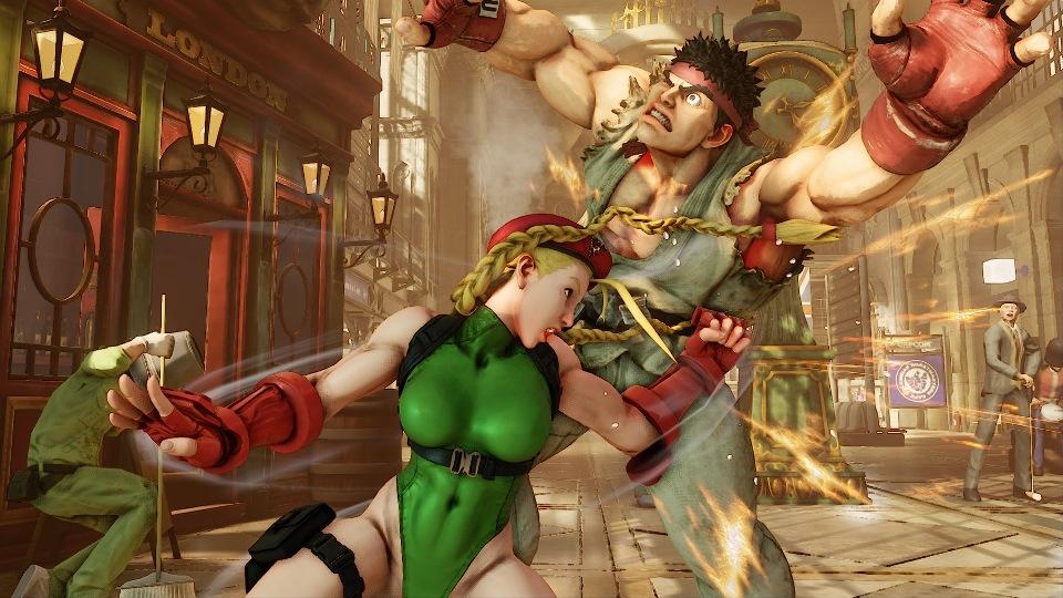 Street fighter 5 как открыть основную историю - 2