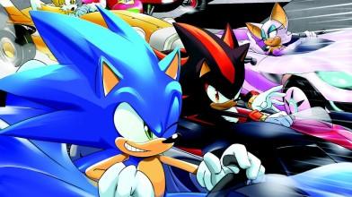 Sega анонсировала набор персонажей для Team Sonic Racing