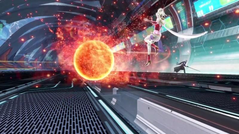 Трейлер бесплатной версии файтинга Dissidia: Final Fantasy NT