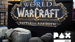 Новая информация по Battle for Azeroth с PAX East