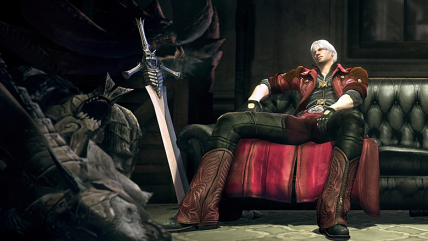 Серии Devil May Cry исполнилось 15 лет